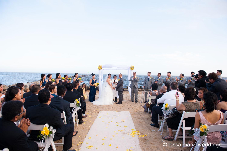 Ggs waterfront wedding
