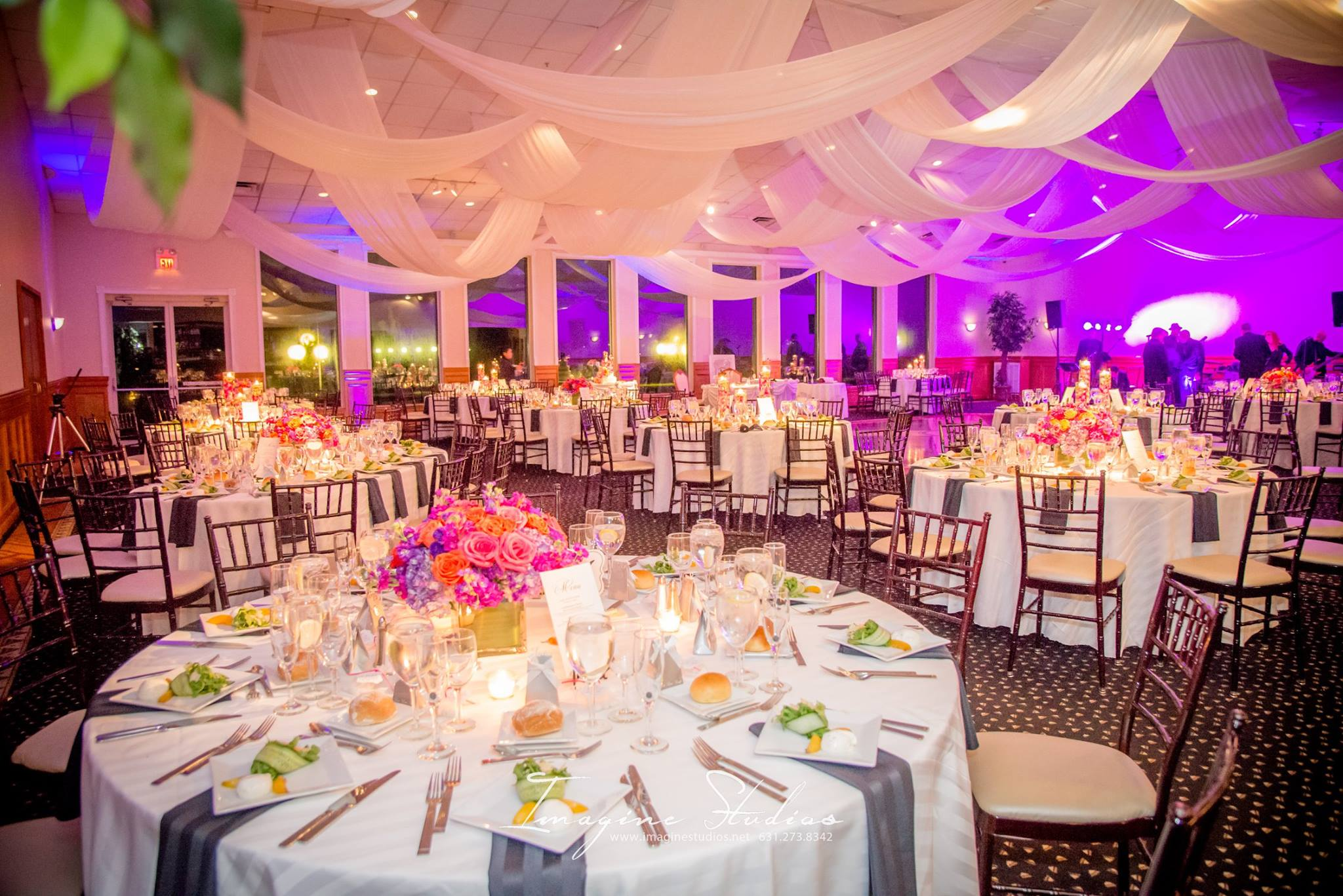 Photo: Wedding Reception Waterfront